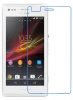 Защитная пленка Auris для Sony Xperia M