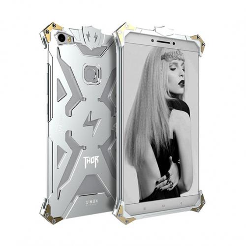 Противоударный чехол из авиационного алюминия на винтах Thor для Xiaomi Mi Max