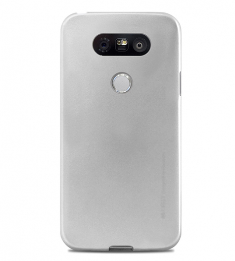 TPU чехол Mercury iJelly Metal series для LG H860 G5 / H845 G5se