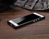 Металлический бампер Luphie с акриловой вставкой для Huawei Ascend P7