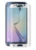 Защитное 3D стекло на весь экран (цветное) для Samsung G925F Galaxy S6 Edge с закругленными краями