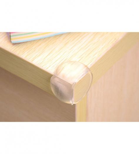 Прозрачная накладка на уголки мебели для защиты деток