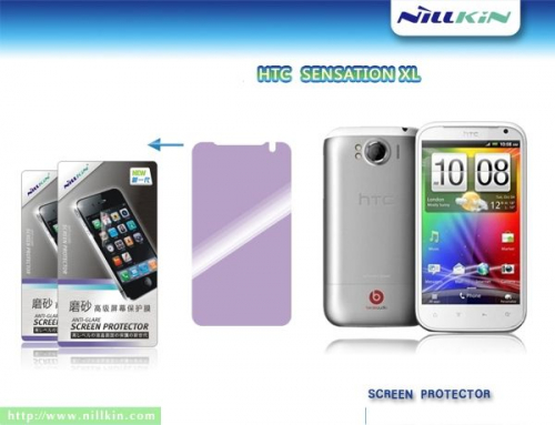Защитная пленка NILLKIN для HTC Sensation XL