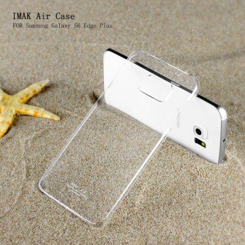 Пластиковая накладка IMAK Crystal Series для Samsung Galaxy S6 Edge Plus