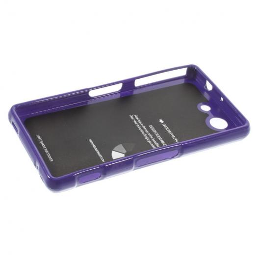 TPU чехол Mercury Jelly Color series для Sony Xperia Z3 Compact