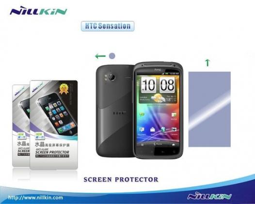 Защитная пленка Nillkin для HTC Sensation/Sensation XE