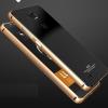 Металлический бампер Luphie с акриловой вставкой для Huawei Ascend Mate 7