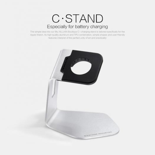 Док-станция Nillkin (C Stand) для Apple watch (38mm/42mm)