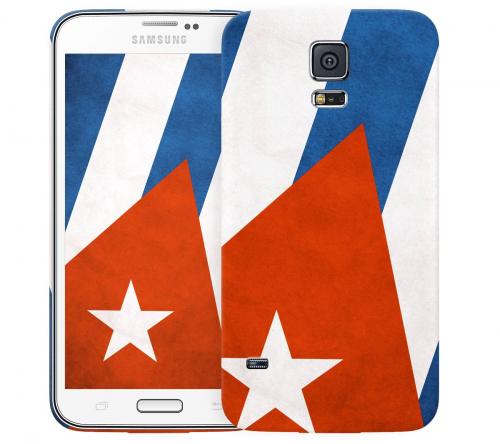 Чехол «Cuba» для Samsung Galaxy S5