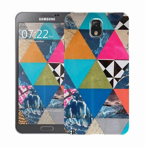 Чехол «Triangle» для Samsung Galaxy Note 3 N9000/N9002
