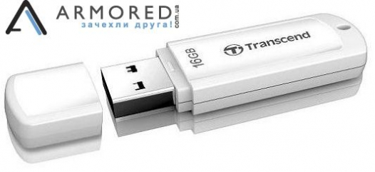 Флеш-драйв Transcend JetFlash 370 16 GB