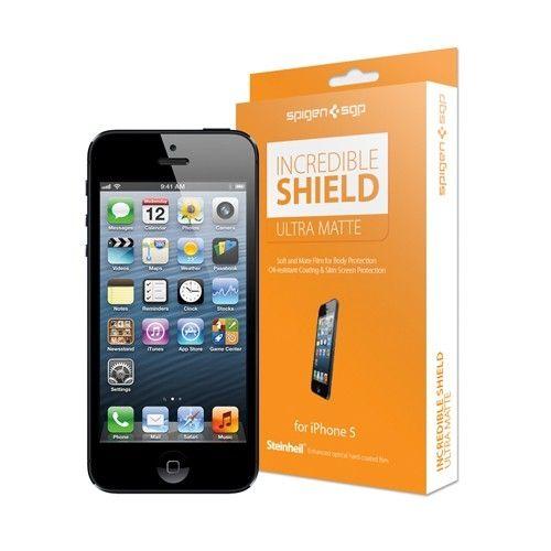 Защитная пленка (на весь корпус) SGP Incredible Shield Series для Apple iPhone 5/5S/SE