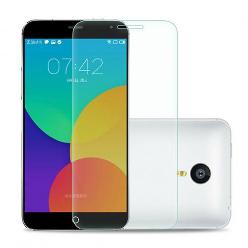 Защитное стекло U-Glass 0.33mm (H+) для Meizu MX4 (картонная упаковка)