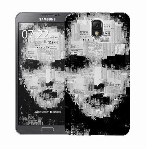 Чехол «Crash» для Samsung Galaxy Note 3 N9000/N9002