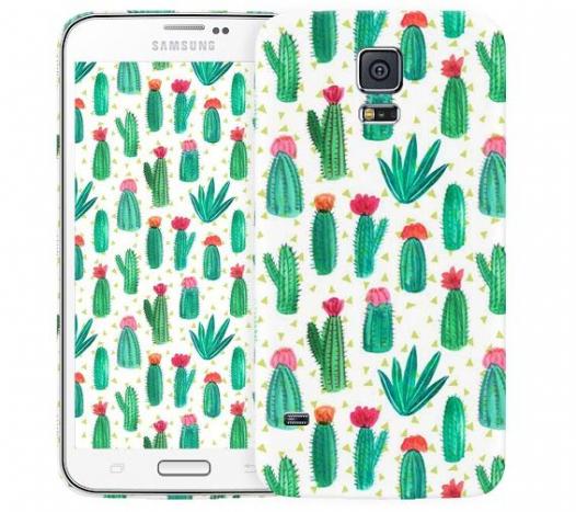 Чехол «Кактус» для Samsung Galaxy S5
