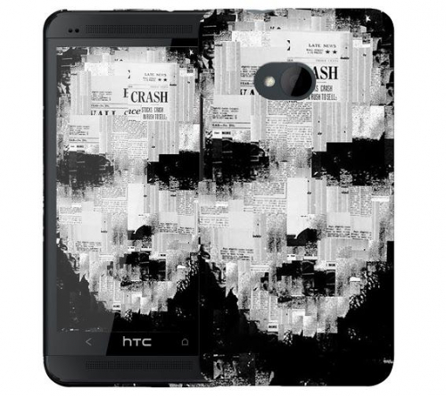 Чехол «Crash» для HTC One