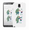 Чехол «Bear man» для Samsung Galaxy Note 3 N9000/N9002