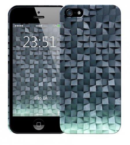 Чехол «Wall» для Apple iPhone 5/5s