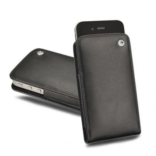 Кожаный чехол Noreve для iPhone 4 - Футляр