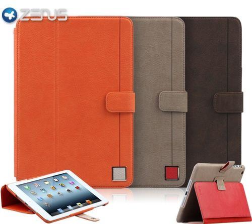 Кожаный чехол Zenus Masstige Color Point Folio Series для Apple IPAD mini