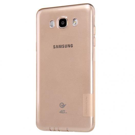 TPU чехол Nillkin Nature Series для Samsung J510F Galaxy J5 (2016)