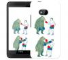 Чехол «Bear man» для HTC One