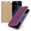 Кожаный чехол (книжка) TETDED для Samsung G935F Galaxy S7 Edge