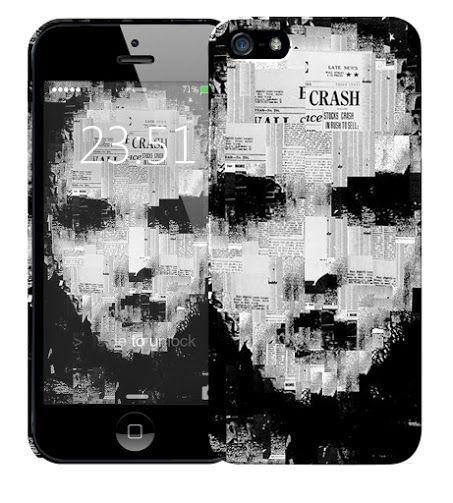 Чехол «Crash» для Apple iPhone 5/5s
