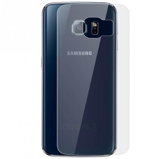 Защитная пленка Ultra Screen Protector (на заднюю панель) для Samsung Galaxy S6 G920F/G920D Duos