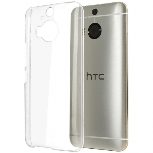 TPU чехол Ultrathin Series 0,33mm для HTC One / M9+