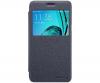 Кожаный чехол (книжка) Nillkin Sparkle Series для Samsung J320F Galaxy J3 (2016)