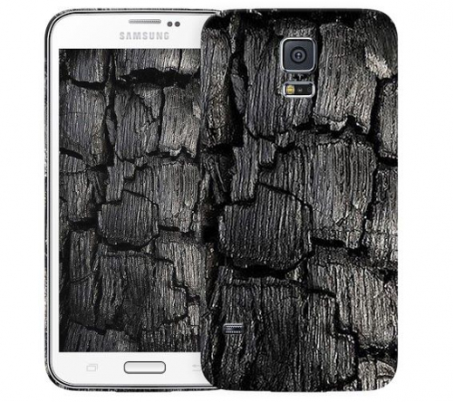 Чехол «Wooden» для Samsung Galaxy S5