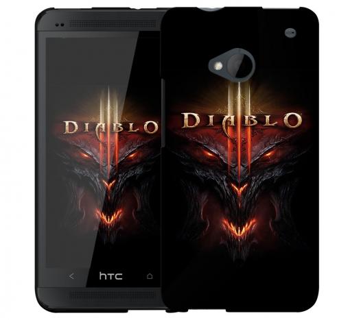 Чехол «Diablo III» для HTC One