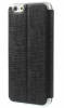 "Кожаный чехол-книжка Grid Pattern для Apple iPhone 6/6s (4.7"")"