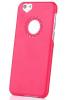 """Пластиковая накладка Flower Round Cutout для Apple iPhone 6/6s (4.7"""")"""