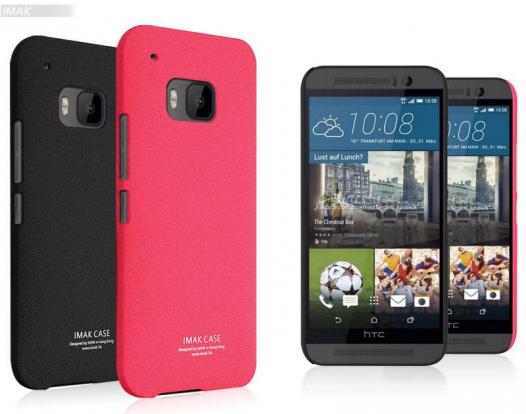 Пластиковая накладка IMAK Cowboy series для HTC One / M9