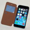 "Кожаный чехол (книжка) Remax Jean Series для Apple iPhone 6/6s (4.7"")"