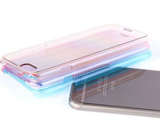 Пластиковая накладка Remax 0.5mm для Apple iPhone 6/6s plus (5.5