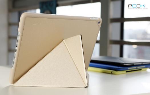 Кожаный чехол (книжка) Rock Devita Series для Apple iPad Air 2