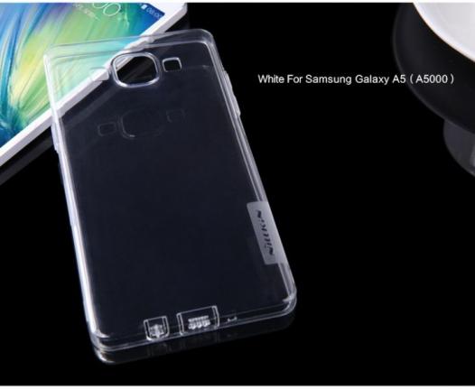 TPU чехол Nillkin Nature Series для Samsung A500H / A500F Galaxy A5