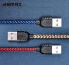 Дата кабель (Плетеный) Remax USB to MicroUSB