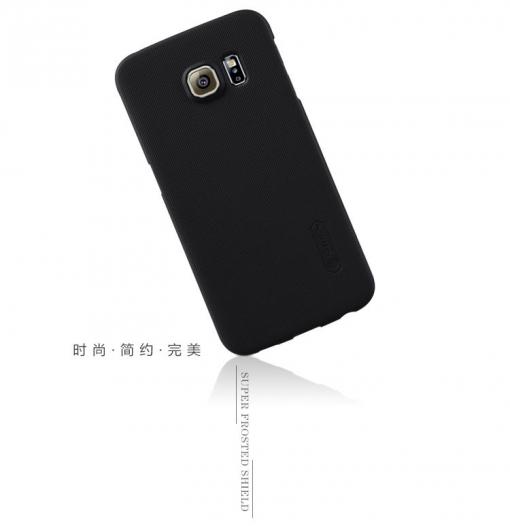 Чехол Nillkin Matte для Samsung G925F Galaxy S6 Edge (+ пленка)