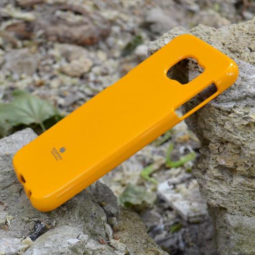 TPU чехол Mercury Jelly Color series для Samsung Galaxy S6 G920F/G920D Duos