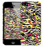 Чехол «Крутая зебра» для Apple iPhone 5/5s