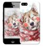 Чехол «Влюбленная собака» для Apple iPhone 5/5s