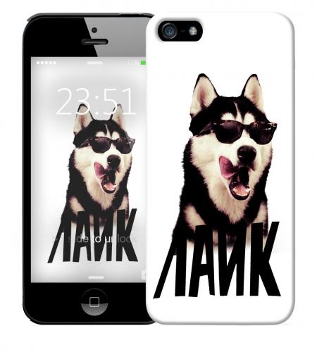 Чехол «Лайк» для Apple iPhone 5/5s