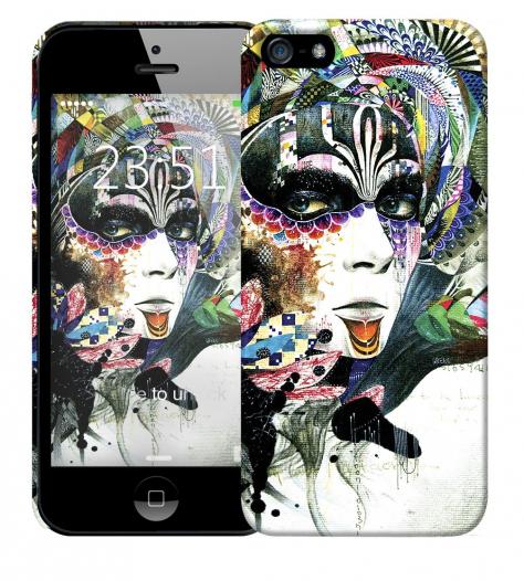 Чехол «Арлекин» для Apple iPhone 5/5s