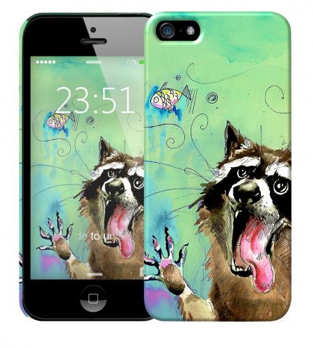Чехол «Енотик» для Apple iPhone 5/5s