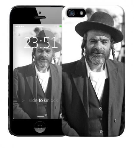 Чехол «Еврей» для Apple iPhone 5/5s