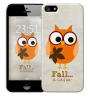Чехол «Fall Owl» для Apple iPhone 5/5s